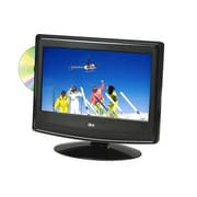 Arrowmounts QFX 13.3'' 12V HD LED AC/DC Widescreen ATSC Digital TV with DVD