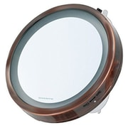 Ovente LED Lighted Suction Cup Mirror