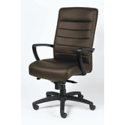 Eurotech Seating Manchester Leather Desk Chair; Brown