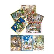 Alexander Taron Korschs Assorted Advent Calendars (Set of 12)