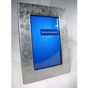 Royal Selangor Mirage Paisley Picture Frame; 5'' x 7''