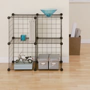 OIA Wire Cube 30'' Shelving Unit (Set of 4)