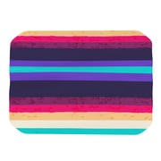 KESS InHouse Placemat; Surf Stripes