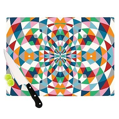 KESS InHouse Modern Day Cutting Board; 11.5'' H x 15.75'' W x 0.15'' D