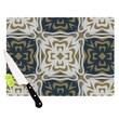 KESS InHouse Contemporary Granny Cutting Board; 11.5'' H x 15.75'' W x 0.15'' D