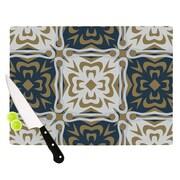 KESS InHouse Contemporary Granny Cutting Board; 8.25'' H x 11.5'' W x 0.25'' D