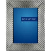 Royal Selangor Mirage Wave Picture Frame; 5'' x 7''