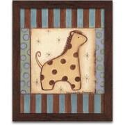 Timeless Frames Baby Giraffe Framed Art
