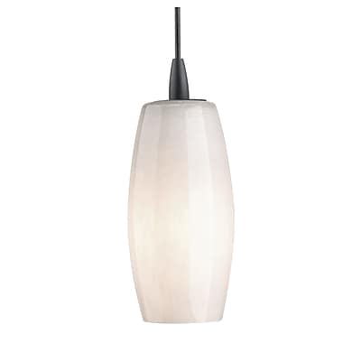 Philips Wishes 4.25'' Glass Oval Pendant Shade; White