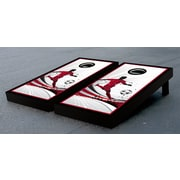 Victory Tailgate Soccer Player Cornhole Game Set