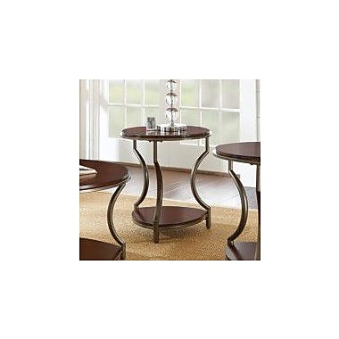 Steve Silver Furniture Maryland End Table Staples