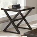 Steve Silver Furniture Omaha End Table
