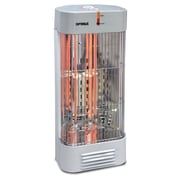 Optimus Portable Electric Tower Heater w/ Thermostat