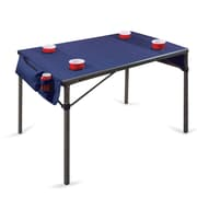 Picnic Time Travel Table; Blue