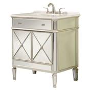 Elegant Lighting Camille 32'' Single 2 Door Bathroom Vanity Set