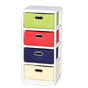 Entrada 4 Drawer Chest