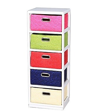Entrada 5 Drawer Chest