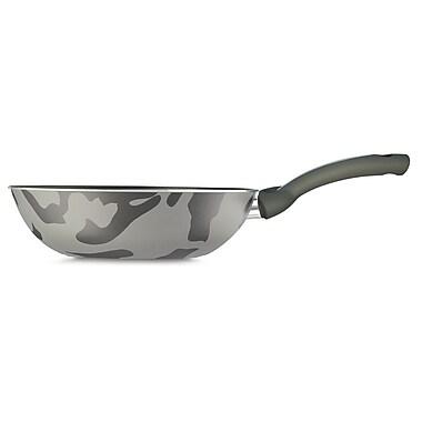 Pensofal Army Non-Stick Steel Wok; 9.5'' W