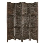 Screen Gems 84'' x 76'' Nantucket 4 Panel Room Divider