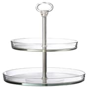 Global Amici Palladio 2 Tier Cake Stand
