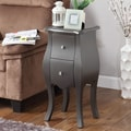 Williams Import Co. Mia End Table; Gray