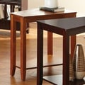 Steve Silver Furniture Joel End Table; Oak