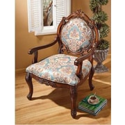 Design Toscano Madame de Pompadour Sitting Room Arm Chair