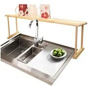 Home Basics Over Sink Shelf