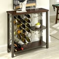 Home Styles Cabin Creek 28 Bottle Wine Rack