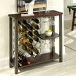 Home Styles Cabin Creek 28 Bottle Wine Rack