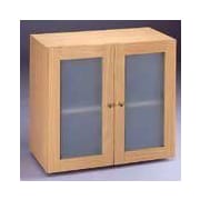 OIA Cabinet with Double Glass Door