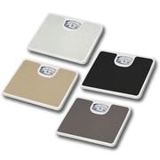 Home Basics Non-Skid Bathroom Mechanical Digital Scale; Black
