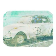 KESS InHouse Love Bug Placemat