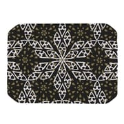 KESS InHouse Ethnical Snowflakes Placemat
