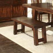 Liberty Furniture Tahoe Wood Kitchen Bench