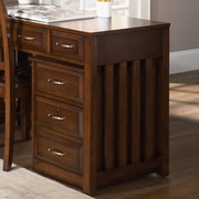 Liberty Furniture Hampton Bay 3 Drawer Mobile File Cabinet