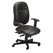 Mayline High-Back Leather Performance Office Chair