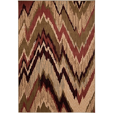 Surya Riley RLY5001-5376 Machine Made Rug, 5'3