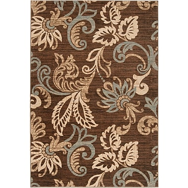 Surya Riley RLY5022-5376 Machine Made Rug, 5'3