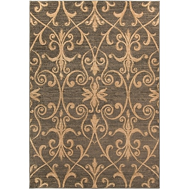 Surya Riley RLY5048-1013 Machine Made Rug, 10' x 13' Rectangle