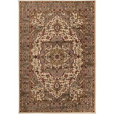 Surya Riley RLY5054-455 Machine Made Rug, 4' x 5'5