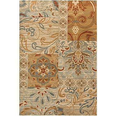Surya Arabesque ABS3012-5373 Machine Made Rug, 5'3