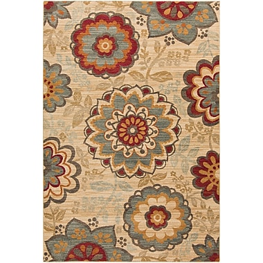 Surya Arabesque ABS3015-110211 Machine Made Rug, 1'10