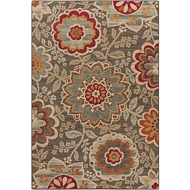 Surya Arabesque ABS3020-110211 Machine Made Rug, 1'10