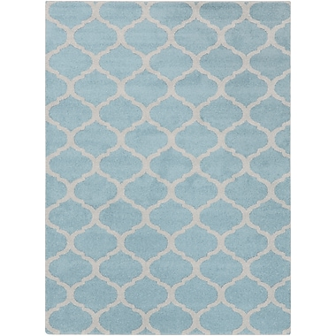 Surya Horizon HRZ1000-93126 Machine Made Rug, 9'3