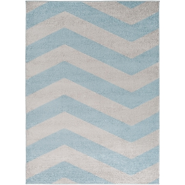 Surya Horizon HRZ1007-710103 Machine Made Rug, 7'10