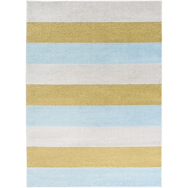 Surya Horizon HRZ1014-710103 Machine Made Rug, 7'10