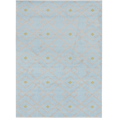 Surya Horizon HRZ1028-710103 Machine Made Rug, 7'10