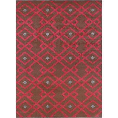 Surya Horizon HRZ1029-5373 Machine Made Rug, 5'3