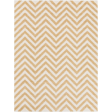 Surya Horizon HRZ1032-23 Machine Made Rug, 2' x 3' Rectangle
